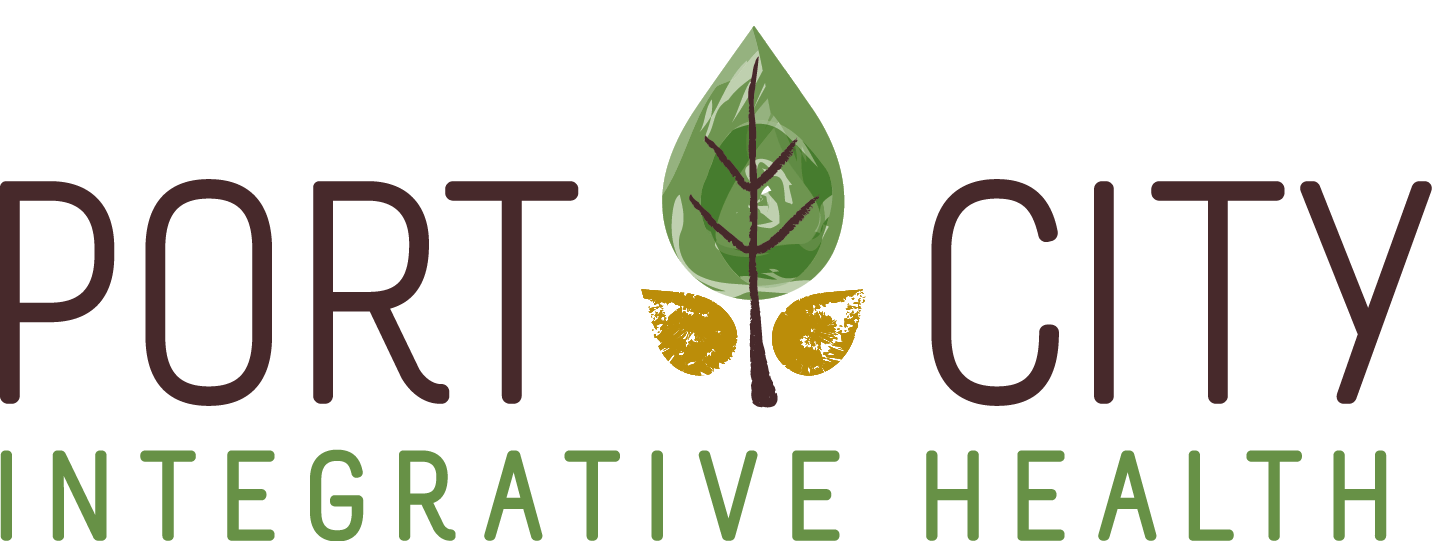 Port City Integrative Health Logo